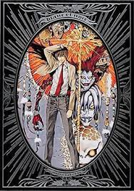 Viz Artwork by Viz To Release Death Note Artbook By Takeshi Obata Death Note