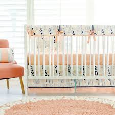 Peach Curtains For Nursery by Unique Baby Bedding Baby Crib Bedding Sets Baby
