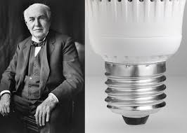 Who Invented The Lamp Post by What Are Edison