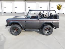 Classic Car / Truck For Sale: 1969 Ford Bronco In Fulton County, GA ... 1996 Ford Bronco Trucks Pinterest Bronco And 4x4 Truck Muddy Rock Boulders Slips Falls Video 1979 4wheel Sclassic Car Suv Sales 1985 For Sale 2087460 Hemmings Motor News Traxxas Trx4 Rc Gear Patrol The Ford U14 Half Cab Pickup Truck 20 Price Specs Pictures Spied Release Test Mule 1967 Chad S Lmc Life 4xranger 1984 Ii Corral Fords Ranger Trucks Return To Us Starting In 2019