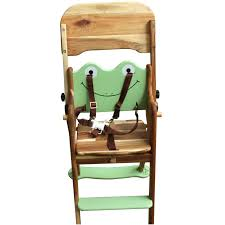 100 Frog High Chair Wooden For Toddlers By Q Toys Salsa And Gigi