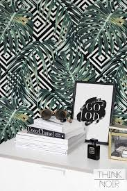 papier peint sp ial cuisine tropical mur de papier peint mural amovible ou régulier