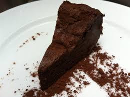 ottolenghi chocolate fudge cake