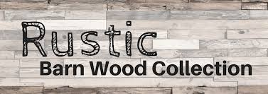 Rustic Barn Wood Furniture Collection