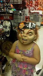 Chucky Halloween Mask by Saturday Family Fun Day Hippie Chic U0027s Makings