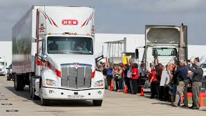 100 Truck Driving School San Antonio HEB Looking For Experienced Fulltime Truck Drivers In The