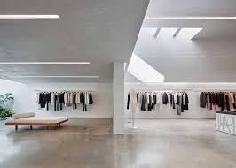 100 Lang Architecture Helmut Concept Store In LA By Standard