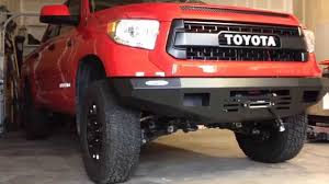 TCT Explorer 2015 Toyota Tundra Bumper + Winch Install - YouTube Composite Bumpers For Toyota Tundra 072018 4x4 2014 Up Honeybadger Rear Bumper W Backup Sensor 3rd Gen Truck Post Your Pictures Of Non Tubular Custom Frontrear How To Tacoma Front Removal New 2018 4 Door Pickup In Brockville On 10201 Front Bumper 2016 Proline 4wd Equipment Miami Bodyarmor4x4com Off Road Vehicle Accsories Bumpers Roof Buy Addoffroad Ranch Hand Accsories Protect Weld It Yourself 072013 Move Diy 2015 Homemade And Bumperstoyota Youtube