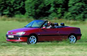 PEUGEOT 306 Cabriolet specs 1997 1998 1999 2000 2001 2002