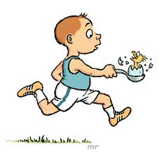 Spoon clipart egg race 5