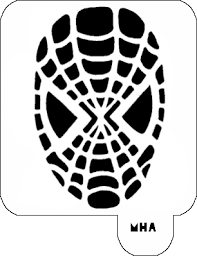 Spiderman Pumpkin Stencils Free Printable by Spiderman Pumpkin Stencil