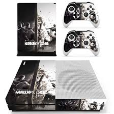 siege xbox one rainbow six siege xbox one s skin decal for console and 2