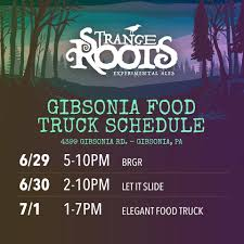 Gibsonia Food Truck Schedule For This... - Strange Roots ... Truck Schedule Mcconkey Grower Supplies Orlando Food Cnections Maintenance Excel Template Vehicle Car Tips Fleet Spreadsheet Awesome For June And July 18 Branch Bone Artisan Ales Bandit Truck Racing Series Announces 14race 2018 Slate Your Guide Uerstanding Tangible Assets Depreciation Formula Mccs Cherry Point C Expenses Worksheet Best Of Irs Itemized Dirty South Deli As Well