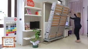 Clei Murphy Bed by 5 Wall Bed You Must Have Youtube
