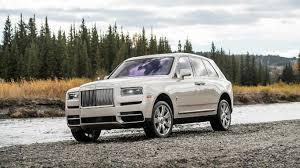 100 Rolls Royce Truck 2019 Cullinan 6 Cool Facts MotorTrend