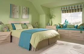 Unusual Inspiration Ideas Bedroom Decorating Green 20 View In Gallery Light Fair