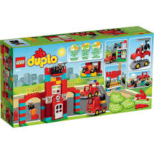 LEGO DUPLO Town Fire Station, 10593 - Walmart.com Lego Duplo Fire Truck 10592 Itructions For Kids Bricks Lego Duplo Fire Station Truck Police And Doctor Set Lot Myer Online Station 6168 4 Variants Of Building Unboxing Duplo 10593 Toysrus Australia Official Site Search Results Shop City Box Opening Build Play 60002 Baby Pinterest Trucks Disney Pixar Cars 6132 Red The Youtube Town Walmartcom Amazoncom Legoville 4977 Toys Games