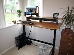 Uplift Standing Desk Australia by Ikea Stand Up Desk The 22 Diy Standing Desk Made With Ikea Parts