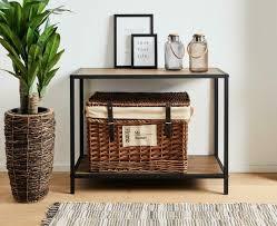 regal holz metall kommode möbel ständer deko standregal