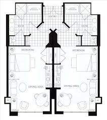 mgm signature 2 bedroom suite floor plan meze blog