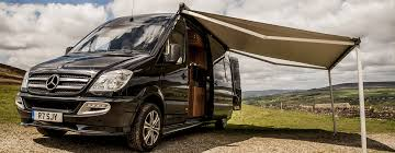 Luxury Panel Van Conversion Specialists