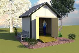 28 10x10 Storage Shed Plans 10x10 5 Sided Corner Shed Plans