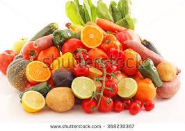 Fruit Ve able Alphabet Letter R Stock Shutterstock