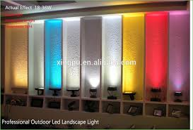 lighting outdoor colour changing led flood lights outdoor