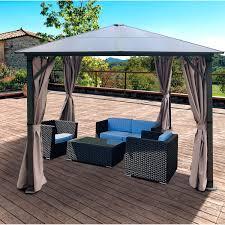 tonnelle parapluie leroy merlin pergola toiture de terrasse