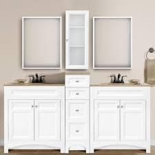 Glacier Bay Bathroom Storage Cabinet by Glacier Bay Bathroom Cabinets Glacier Bay Candlesby In W X In D