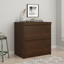 46 Inch Wide Bathroom Vanity by Ameriwood Furniture Lateral 2 Drawer File Cabinet Resort Cherry