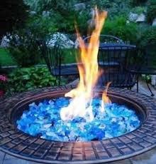 Az Patio Heaters Fire Pit by Blue Fire Glass Fire Pit Patio Heater Luminous Jewel Bahama