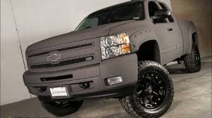 2010 Chevy Silverado Z71 Lifted Truck For Sale - YouTube
