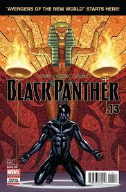 100 Gabrielle Morrison BLACK PANTHER 13 Sin Black Panther
