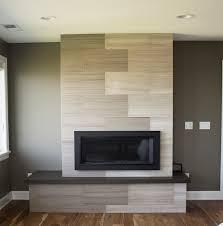 metallic porcelain tile fireplace fireplace ideas