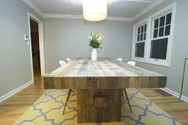 Modern Rustic Dining Room Sets Medium Images Of Exciting