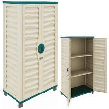 garden tool storage cabinet home outdoor decoration