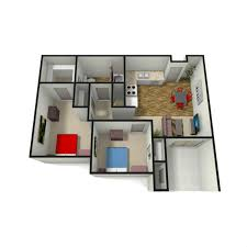 Cal Poly Pomona Village Floor Plans by Floorplans 777 Place Apartments Student Housing For Pamona For