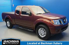 100 Used Nissan Frontier Trucks For Sale PreOwned 2017 SV V6 Extended Cab Pickup In
