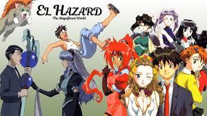 Creative Influences El Hazard