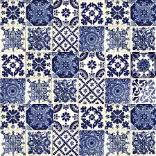 wohnaccessoires deko treppen mexikanische fliesen azul
