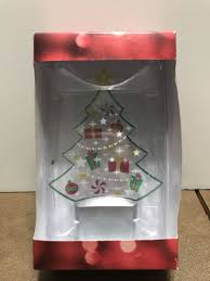 Kohls Artificial Christmas Trees by St Nicholas Square Night Light Christmas Tree New In Box From