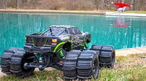 WILL IT DRIVE ON WATER!! (MONSTER TRUCK XMAXX MOD) - YouTube Tamiya 118 Konghead 6x6 G601 Monster Truck Kit Towerhobbiescom The Story Behind Grave Digger Everybodys Heard Of Atlanta Motorama To Reunite 12 Generations Of Bigfoot Mons Jurassic Attack Trucks Wiki Fandom Powered By Wikia Fleet Monster Trucks Conducts Rcues In Floodravaged Texas Top 10 Rc 2018 Video Review Worlds Faest Gets 264 Feet Per Gallon Wired Jam Mercedes Benz Stadium New Bright Ff 128volt 18 Chrome Showtime Truck Michigan Man Creates One The Coolest Greatest Toy On Earth Kenners Claw 4x4 Toy