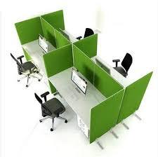 cloisonnette bureau decoration bureau professionnel design 1 cloison bureau open