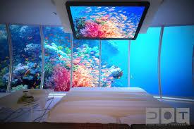 100 Water Discus Hotel Dubai Underwater
