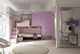 chambre lit mezzanine chambre enfant pour fille studieuse collection et lit