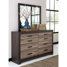 Mens Dresser Valet Plans by Signature Design By Ashley Harlinton 6 Drawer Dresser With