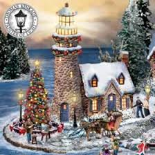 Thomas Kinkade Christmas Tree For Sale by Thomas Kinkade Christmas Villages U2013 Happy Holidays