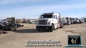 Lot 72 1982 International S2200 Toter - YouTube Single Axle Day Cab Tractors Trucks For Sale Toter Truck Used 1999 Freightliner Fl60 Toter For Sale In Pa 23344 Home I20 Semitrckn Coe Mack Cruiseliner Custom Toter Us Trailer Can Show Hauler Cversions Wright Way Trailers Serving Iowa 1993 Kenworth T400 Truck Item Dc2650 Sold June 21 Rvs 23 Rv Trader Intertional 8100 Auctions Online Proxibid Peterbilt 379 Cmialucktradercom Welcome To Hd Trucks Equip Llc Home Of Low Mileage And Usage 2005 Freightliner M2 106 4 Door Hot Shot Semi Custom Bed