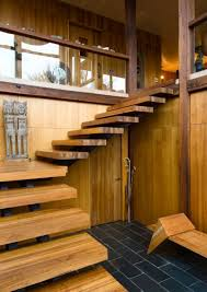 Home Design: Wooden House With Staircase Design By Pete Bossley ... Height Outdoor Stair Railing Interior Luxury Design Feature Curve Wooden Tread Staircase Ideas Read This Before Designing A Spiral Cool And Best Stairs Modern Collection For Your Inspiration Glass Railing Nuraniorg Minimalist House Simple Home Dma Homes 87 Best Staircases Images On Pinterest Ladders Farm House Designs 129 Designstairmaster Contemporary Handrail Classic Look Plans